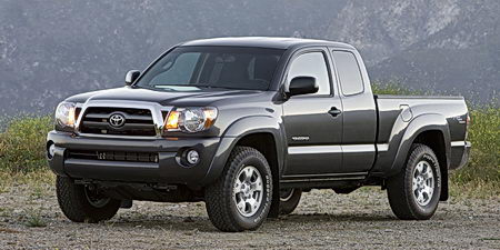 Toyota Tacoma Trucks | Vans user reviews : 4 3 out of 5 - 384